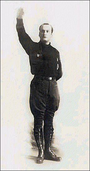Las camisas negras de 'Montufini'