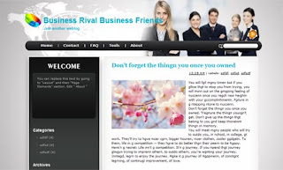 Business rival business friends blogger template blogger templates business rival business friends blogger template wajeb Choice Image