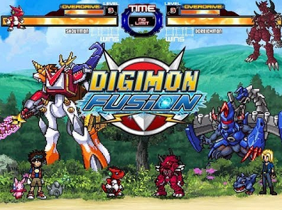New Digimon Adventure 2015 for PC