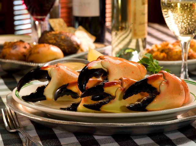 Restaurante Joe's Stone Crab em Miami