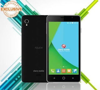 Cherry Mobile Touch HD, Most Affordable Android Lollipop Phone for Php2,999