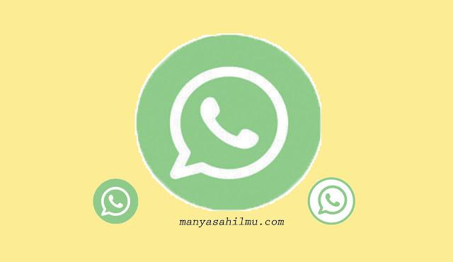 Cara Sederhana  Membuat Link Whatsapp di Facebook