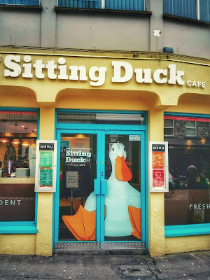 sitting Duck cafe, Galway