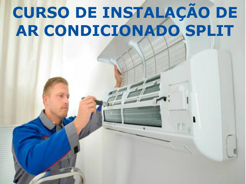 Curso de instalacao de ar condicionado