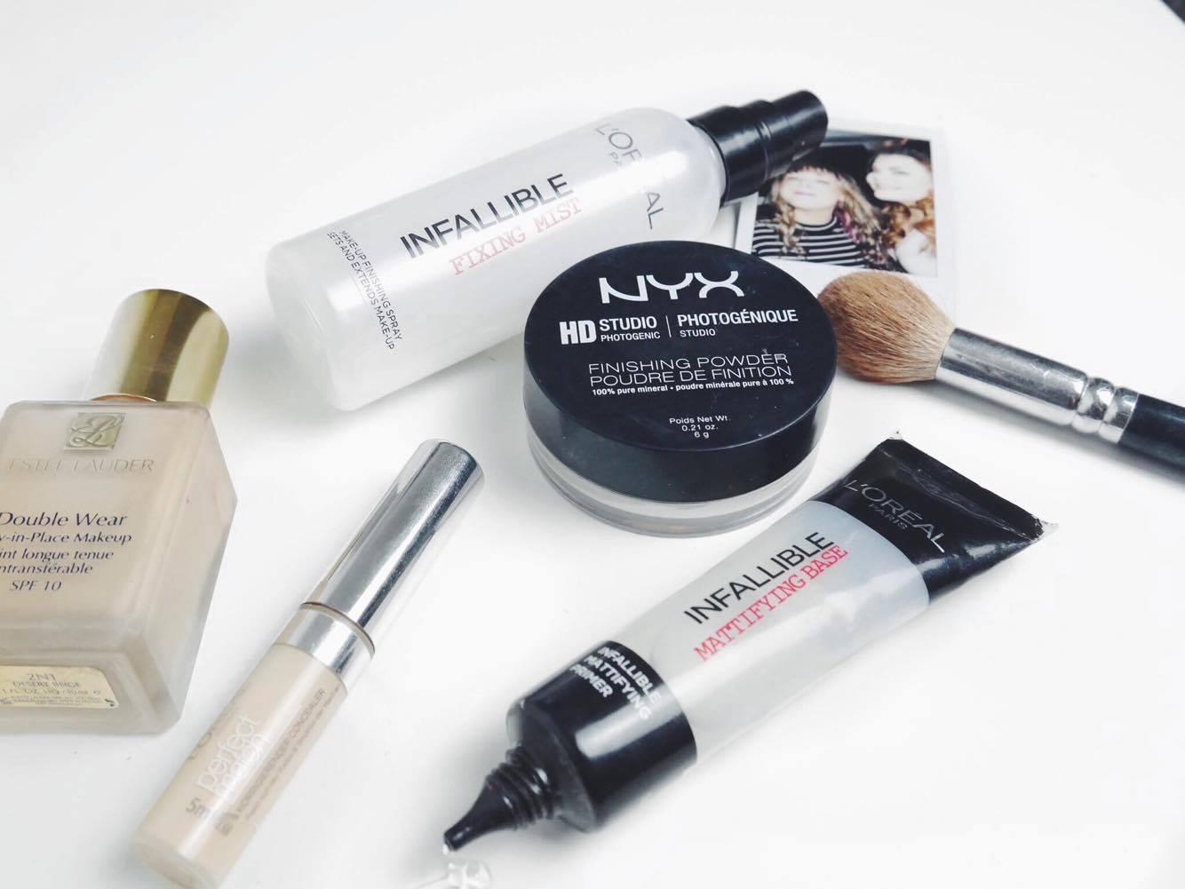 Loreal Makeup, Estee Lauder