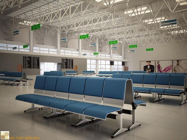 Ghế băng chờ nhập khẩu với thiết kế kiểu dáng đa dạng mang lại sự linh hoạt cho căn phòng, đặc biệt đối với những không gian văn phòng hiện đại càng mang lại sự sang trọng và tiện nghi hơn bao giờ hết