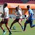 Reinaldo participa de jogo- treino contra o São Bento
