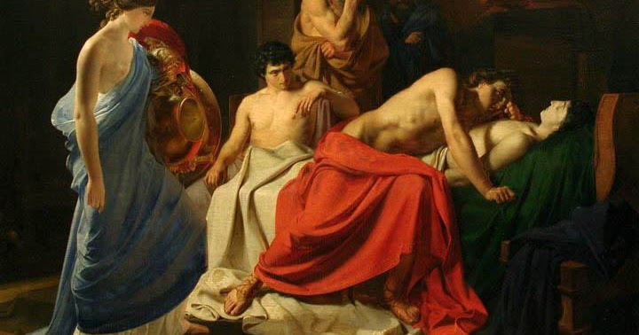 achilles and agamemnon relationship