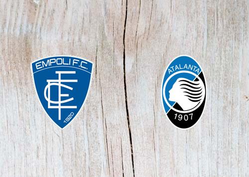 Empoli vs Atalanta - Highlights 25 November 2018