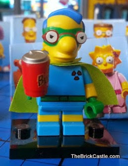 LEGO Simpsons Series 2 Millhouse Fallout Boy