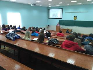 Відбулась лекція «Бюджетування на виробничому підприємстві»