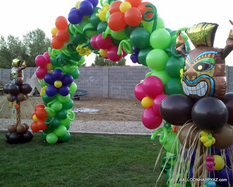 Fiesta Backyard Decor