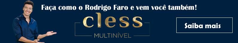 cless multinível - faça como Rodrigo Faro