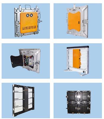 Màn hình led p4 cabinet sử dụng trong nhà và ngoài trời giá rẻ tại quận 10