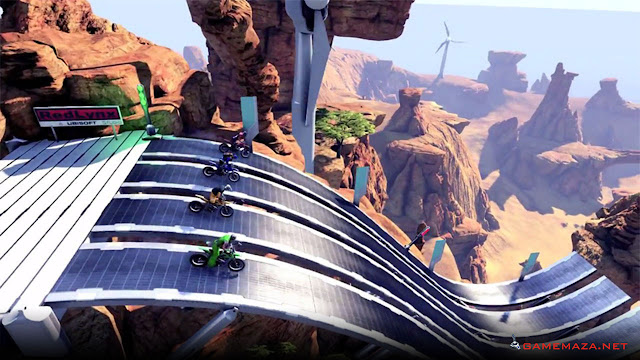 Trials Fusion Gameplay Screenshot 1