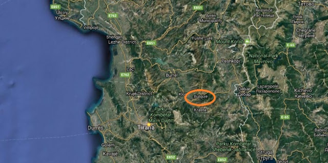 5.2 Richter magnitude earthquake hits Albania