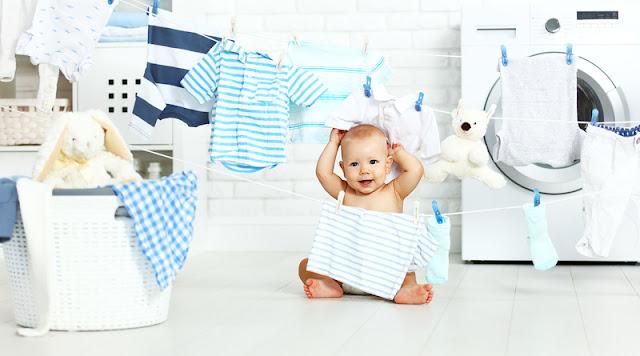 Ketahui Jenis Detergen yang Cocok untuk Pakaian Bayi