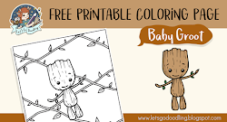 groot draw step easy drawing coloring tutorial
