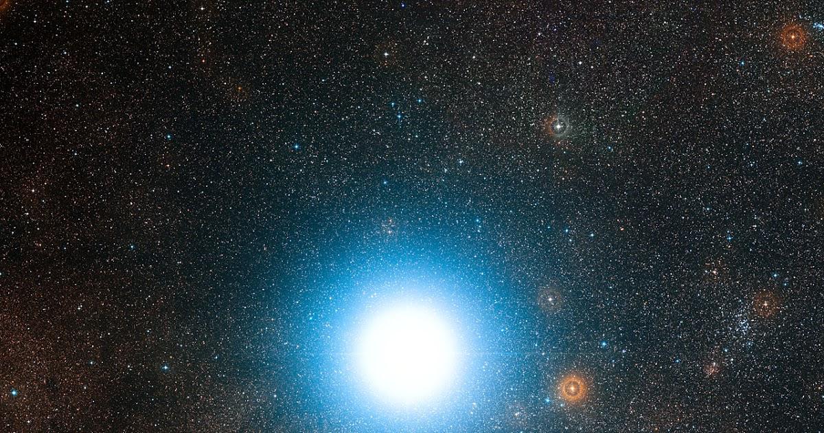 Alpha Centauri Star picture wallpaper