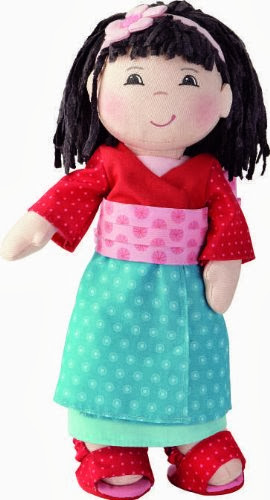 Diversity and toys: our favourite diverse dolls for young children