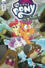 My Little Pony Spirit of the Forest #2 Comic Cover B Variant