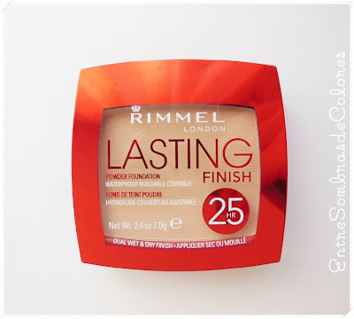 Polvos Lasting Finish 25HR Rimmel London