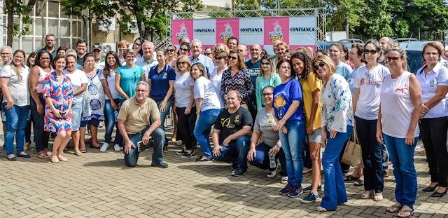 Rede Confiança Supermercados lança campanha de Páscoa e irá doar 10 mil caixas de bombons