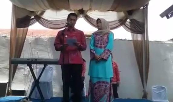 Pidato Pertama Wakil Walikota Pematangsiantar, Hefriansyah Ajak Heningkan Cipta untuk Hormati Hulman Sitorus