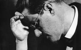 Um dia para sempre registrado por James Joyce