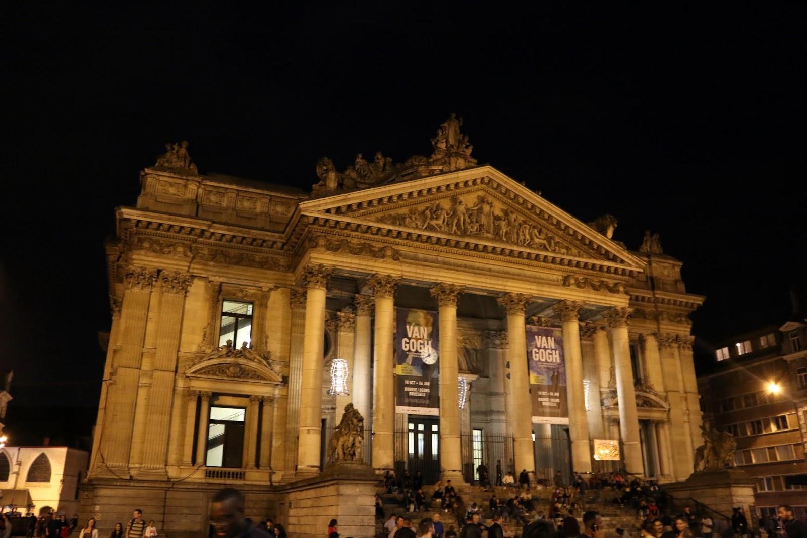 La Bourse Brussels