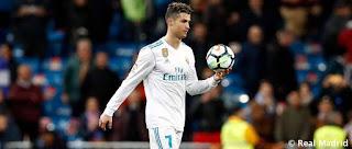 Cristiano: mejor goleador de las Grandes Ligas Europeas