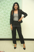 Actress Eesha Looks gorgeous in Blazer and T Shirt at Ami Tumi success meet ~  Exclusive 200.JPG
