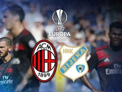 Milan vs Rijeka
