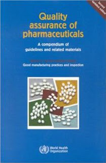 Quality Assurance of Pharmaceuticals: A Compendium of Guidelines and Related Materials (Good manufacturing practices and inspection) - 2nd Edition pdf free download