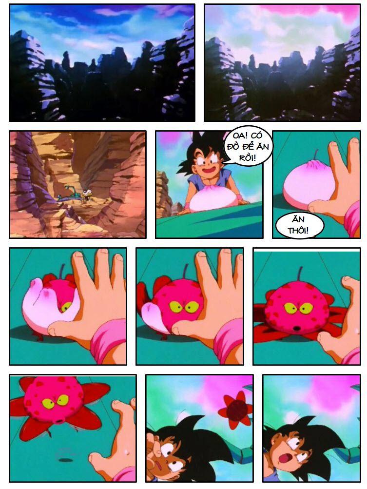 Dragon Ball GT chap 10 - Trang 3