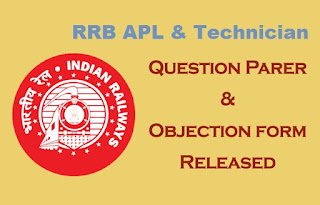 RRB ALP Technician Raise Objection on The Question or Options
