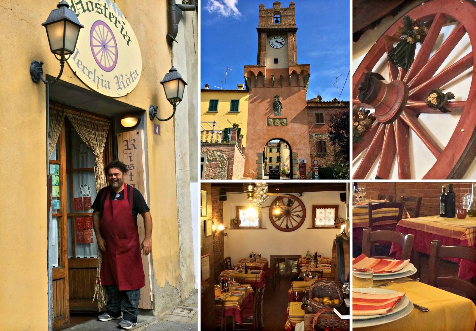 I piatti della tradizione toscana all 39 hosteria la vecchia for Idea casa arezzo