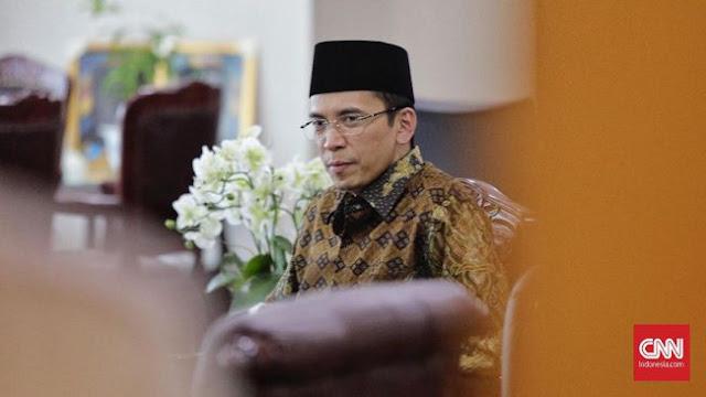 """Saat Simpatisan FPI """"Kehilangan Akal"""", Tahu Gubernur Idola Mereka Yang Hafidz Qur'an Mendukung Jokowi 2 Periode..."""