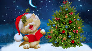 Happy Christmas live Wallpapers HD Free Download
