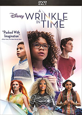 A Wrinkle in Time DVD