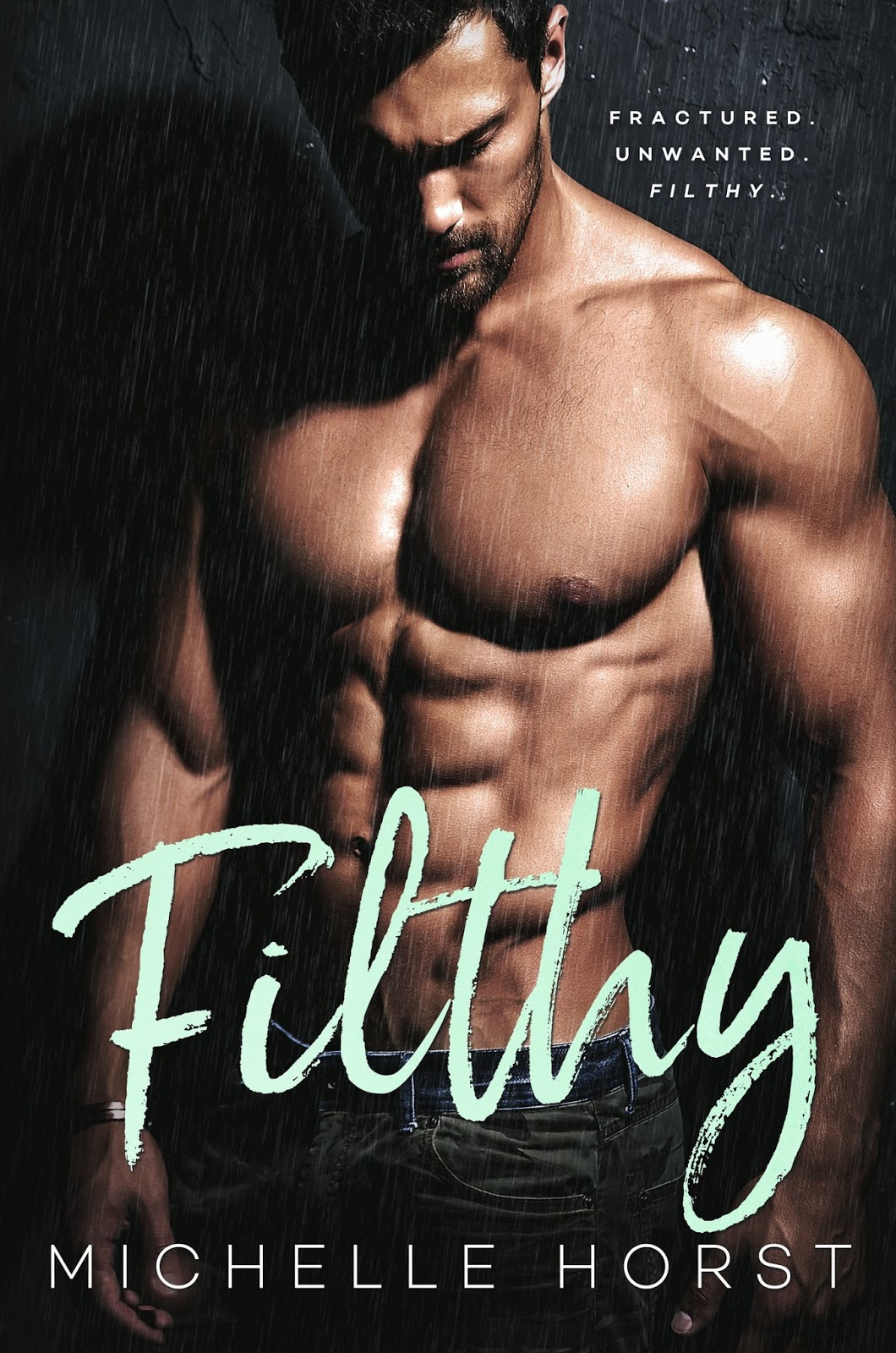 Fractured. Unwanted. Filthy. @MichelleAHorst #DarkRomance