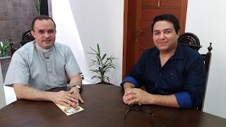 Festa de São Sebastião teve início em Picuí; assista a entrevista com Padre Lúcio Flávio