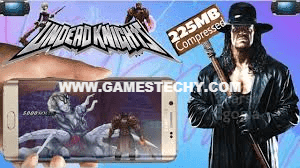 Undead Knights (USA) PSP Android ISO Highly Compressed