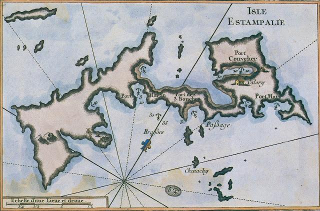 Ιστορικοί Χάρτες του Αιγαίου Πελάγους