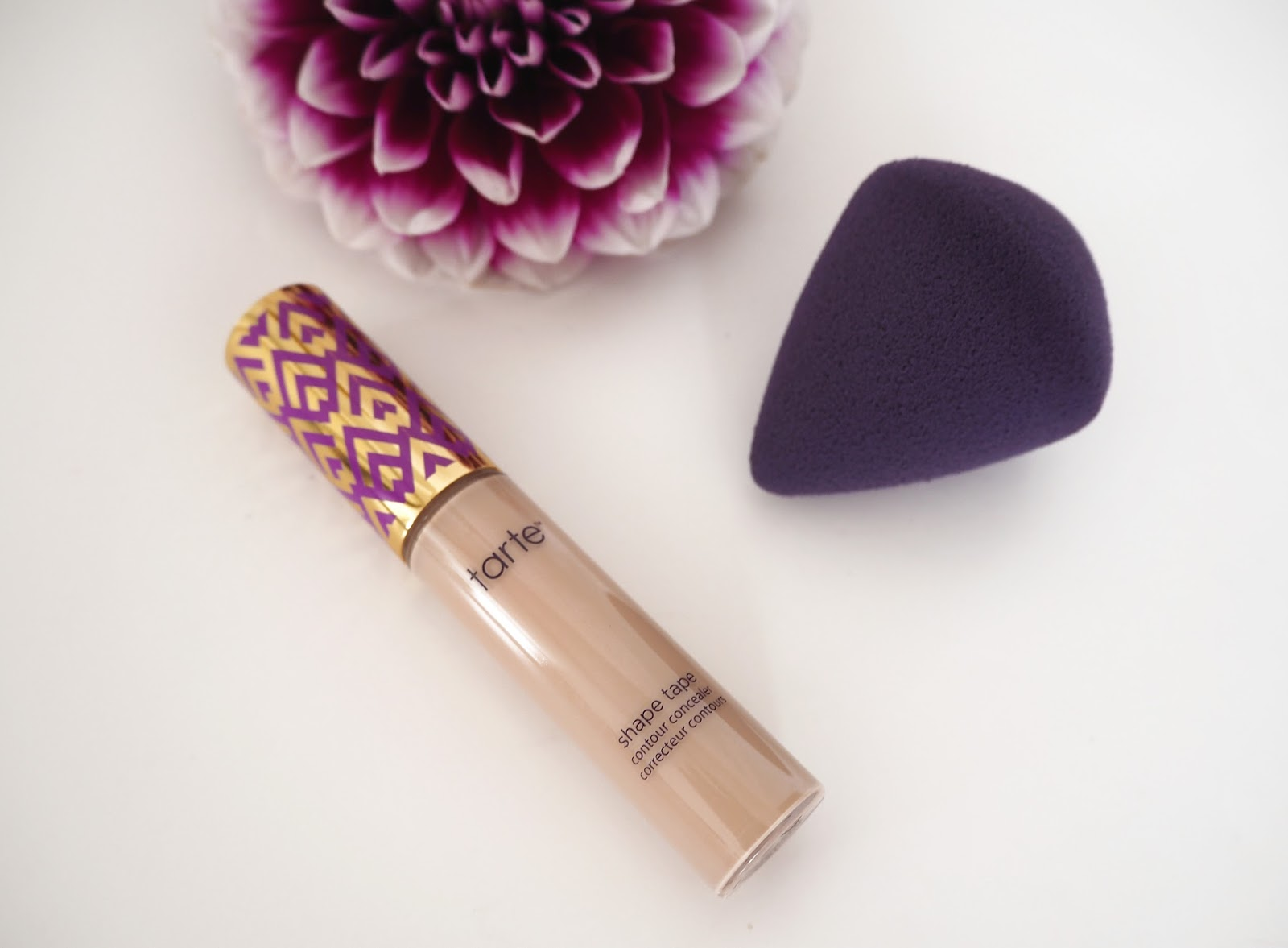 Loves List: October, Katie Kirk Loves, Makeup, Makeup Swatches, Tarte Cosmetics, Shape Tape Concealer, Best Concealer Ever, QVC Beauty, Beauty Blogger, UK Blogger