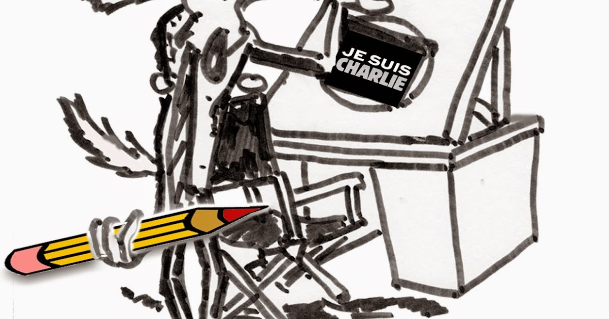 CHILD OF TELEVISION: My tribute to Charlie Hebdo