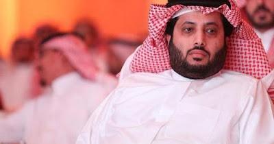المستشار تركى آل الشيخ