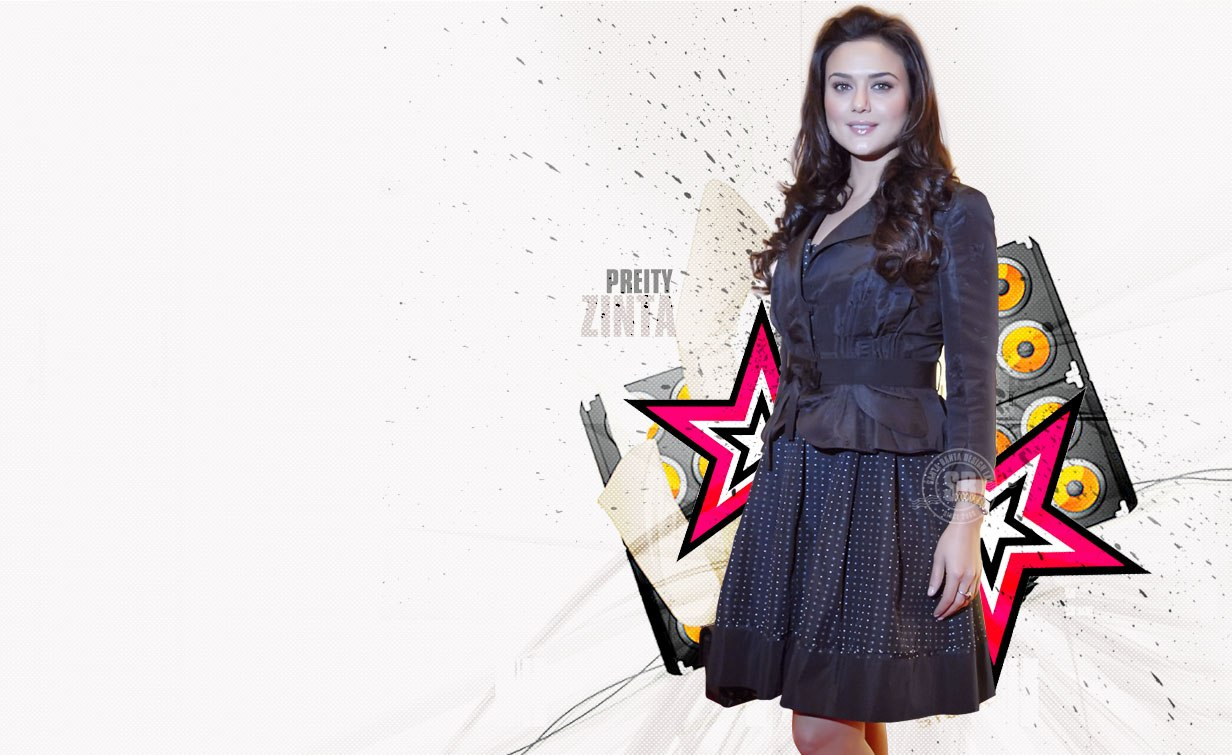 Preity Zinta Hot Pictures, Photo Gallery  Wallpapers-9413