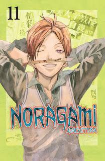 "Reseña de ""Noragami #11"" de Adachitoka - Norma Editorial"