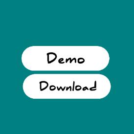 Cara Membuat Tombol Demo dan Download Valid Html5